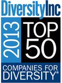 Diversity Inc Top 50 Companies for Diversity