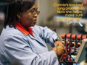 UpLift Connie